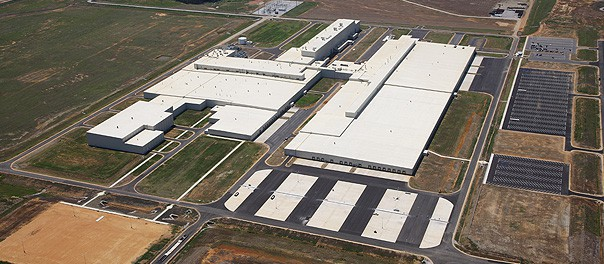 Toyota Motor Manufacturing Facility