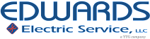 Edwards Electric Service Logo